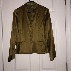Eileen Fisher Silk Blouse